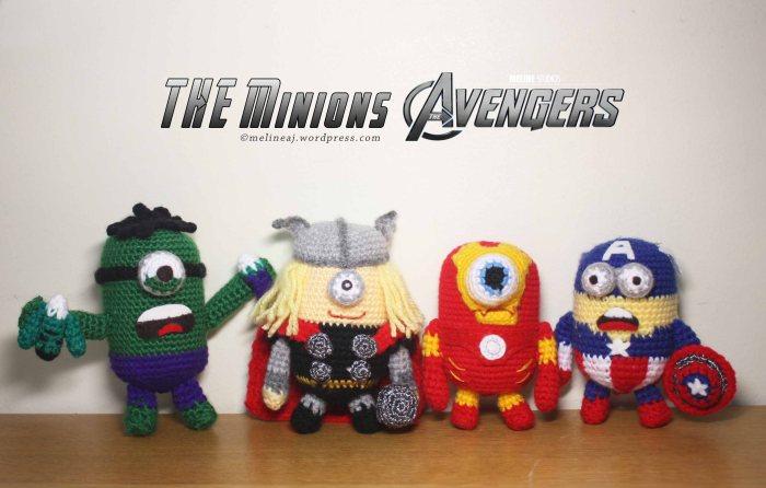 Avengers minions blog